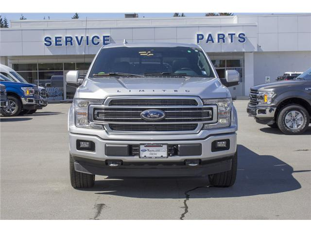 2018 Ford F-150 Limited (Stk: 8F14406) in Surrey - Image 2 of 29