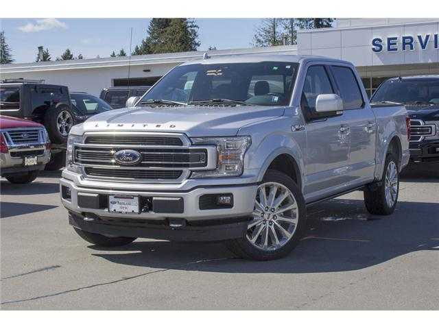 2018 Ford F-150 Limited (Stk: 8F14406) in Surrey - Image 3 of 29