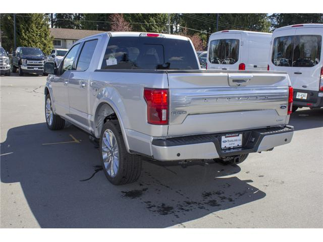 2018 Ford F-150 Limited (Stk: 8F14406) in Surrey - Image 5 of 29