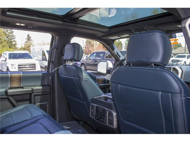 2018 Ford F-150 Limited (Stk: 8F14406) in Surrey - Image 16 of 29