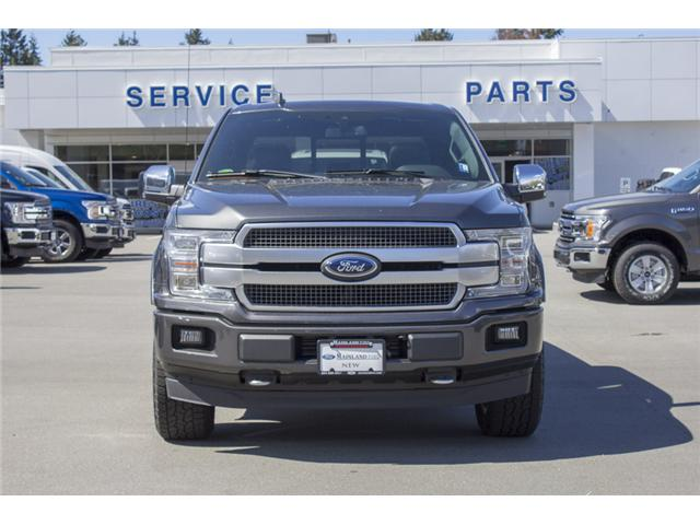 2018 Ford F-150 Platinum (Stk: 8F16204) in Surrey - Image 2 of 26