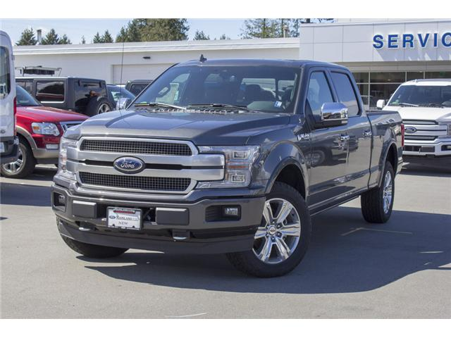 2018 Ford F-150 Platinum (Stk: 8F16204) in Surrey - Image 3 of 26