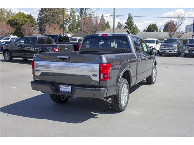 2018 Ford F-150 Platinum (Stk: 8F16204) in Surrey - Image 7 of 26