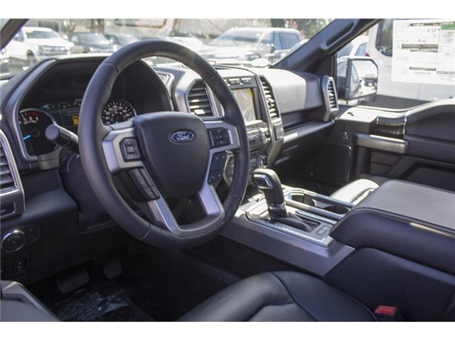2018 Ford F-150 Platinum (Stk: 8F16204) in Surrey - Image 12 of 26