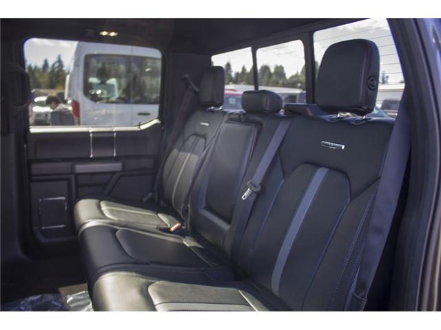 2018 Ford F-150 Platinum (Stk: 8F16204) in Surrey - Image 13 of 26
