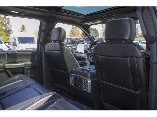 2018 Ford F-150 Platinum (Stk: 8F16204) in Surrey - Image 15 of 26