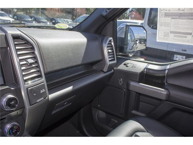 2018 Ford F-150 Platinum (Stk: 8F16204) in Surrey - Image 25 of 26