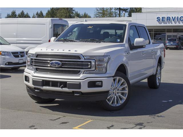 2018 Ford F-150 Limited (Stk: 8F17976) in Surrey - Image 3 of 26
