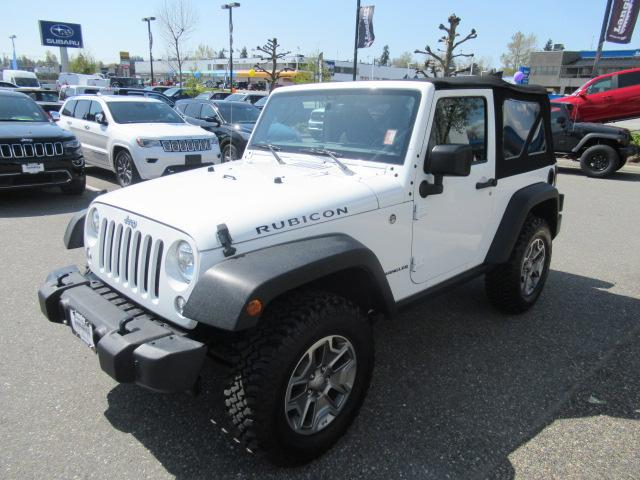 2016 Jeep Wrangler Rubicon (Stk: EE890740A) in Surrey - Image 3 of 25