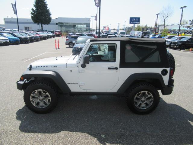 2016 Jeep Wrangler Rubicon (Stk: EE890740A) in Surrey - Image 4 of 25