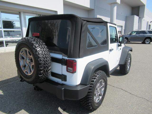 2016 Jeep Wrangler Rubicon (Stk: EE890740A) in Surrey - Image 7 of 25