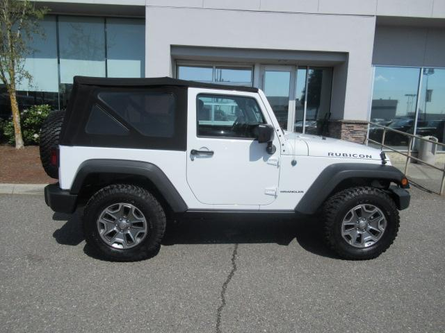 2016 Jeep Wrangler Rubicon (Stk: EE890740A) in Surrey - Image 8 of 25