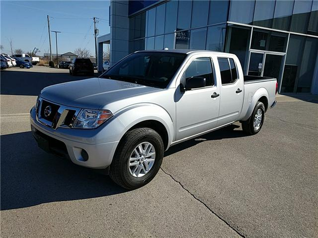 2016 Nissan Frontier SV (Stk: 85021) in Goderich - Image 1 of 15