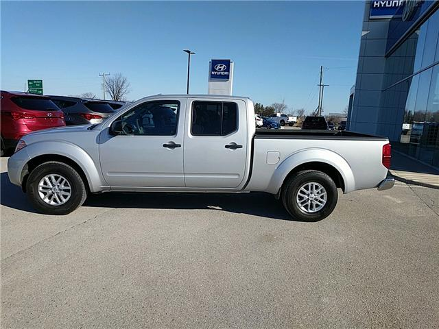 2016 Nissan Frontier SV (Stk: 85021) in Goderich - Image 2 of 15