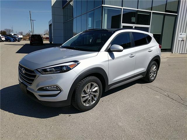 2017 Hyundai Tucson SE (Stk: 85015) in Goderich - Image 1 of 18