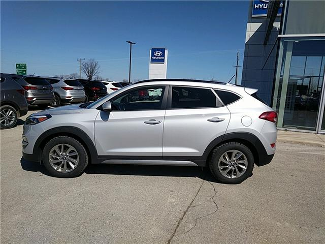2017 Hyundai Tucson SE (Stk: 85015) in Goderich - Image 2 of 18