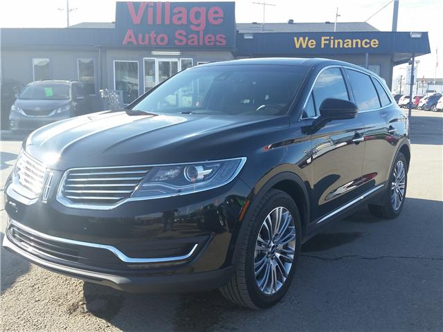 2017 Lincoln MKX Reserve (Stk: P35013L) in Saskatoon - Image 1 of 22