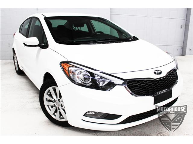 2016 Kia Forte 1.8L LX (Stk: 1757) in Carleton Place - Image 1 of 30