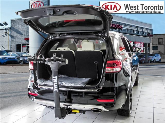 2018 Kia Sorento 3.3L SXL (Stk: 18070) in Toronto - Image 2 of 26