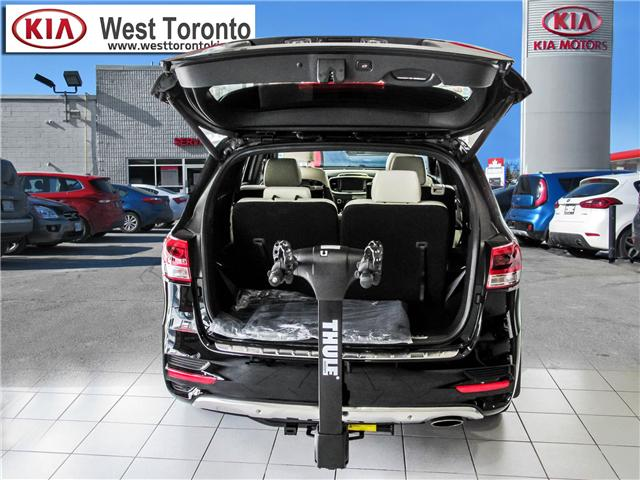 2018 Kia Sorento 3.3L SXL (Stk: 18070) in Toronto - Image 3 of 26