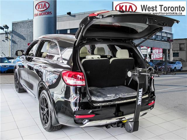 2018 Kia Sorento 3.3L SXL (Stk: 18070) in Toronto - Image 4 of 26