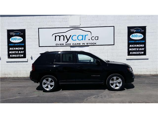 2016 Jeep Compass Sport/North (Stk: 180482) in North Bay - Image 1 of 14