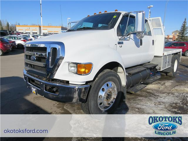 2012 Ford F750  (Stk: C10911) in Okotoks - Image 1 of 19