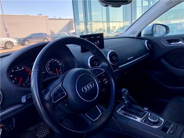 2015 Audi A3 2.0T Progressiv (Stk: 1803401) in Regina - Image 12 of 25