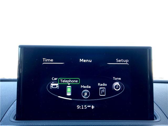 2015 Audi A3 2.0T Progressiv (Stk: 1803401) in Regina - Image 22 of 25