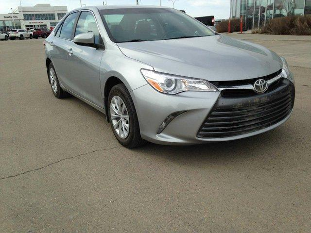 2017 Toyota Camry LE (Stk: 284065) in Calgary - Image 1 of 12