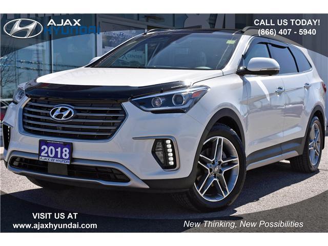 2018 Hyundai Santa Fe XL Ultimate (Stk: P4506) in Ajax - Image 1 of 24