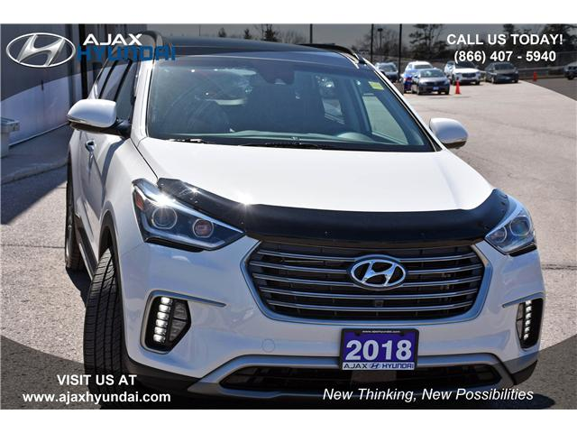 2018 Hyundai Santa Fe XL Ultimate (Stk: P4506) in Ajax - Image 2 of 24