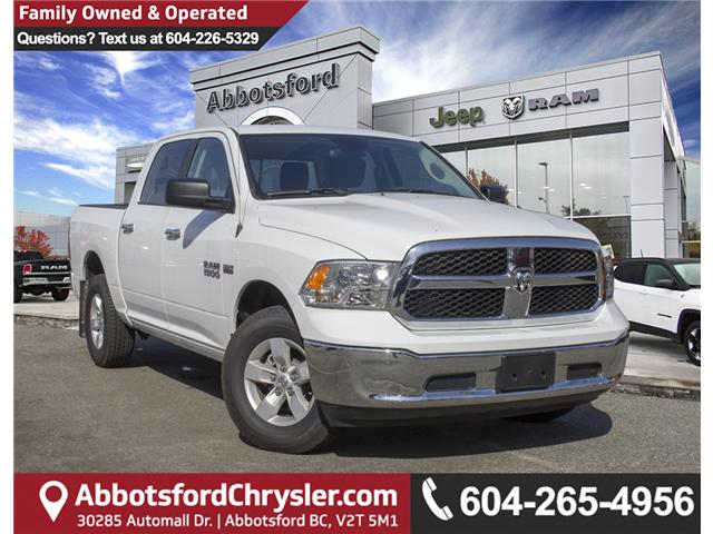 2017 RAM 1500 SLT (Stk: AG0800) in Abbotsford - Image 1 of 26