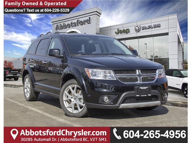 2017 Dodge Journey GT (Stk: H566787) in Abbotsford - Image 1 of 28