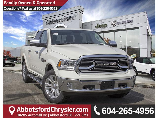 2018 RAM 1500 Longhorn (Stk: J176812) in Abbotsford - Image 1 of 29