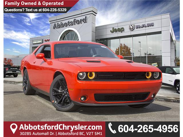 2018 Dodge Challenger SXT (Stk: J251251) in Abbotsford - Image 1 of 23