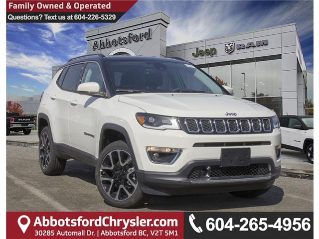 2018 Jeep Compass Limited (Stk: J299256) in Abbotsford - Image 1 of 26