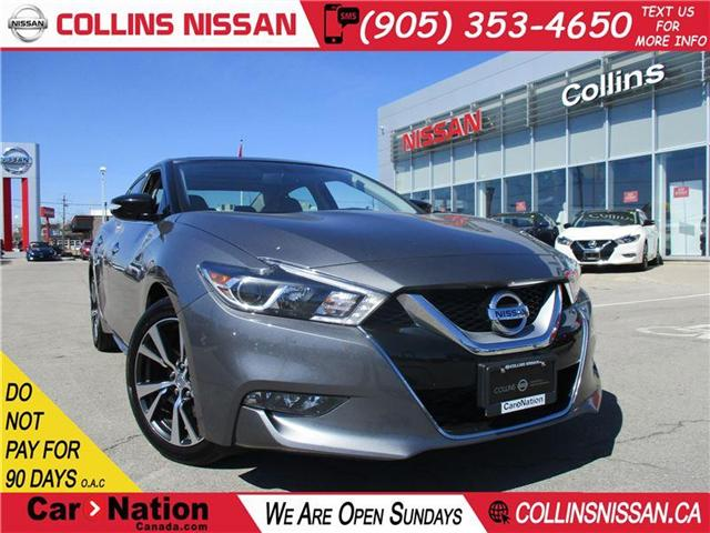 2016 Nissan Maxima SL | NAVI | PANORAMIC ROOF | LEATHER | WARRANTY (Stk: P-1682) in St. Catharines - Image 1 of 24