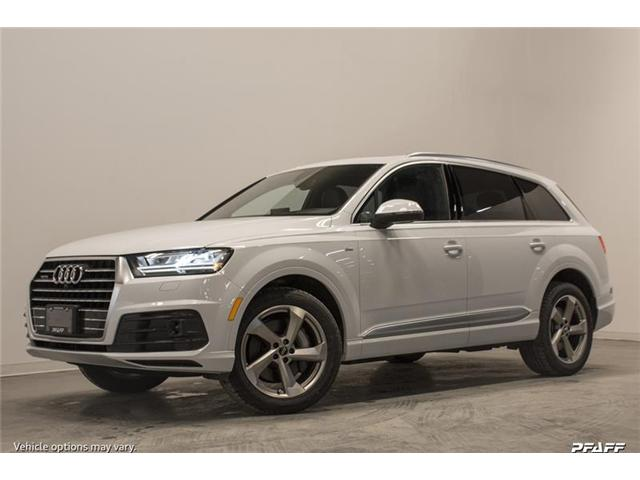 2018 Audi Q7 3.0T Technik (Stk: T14626) in Vaughan - Image 1 of 7