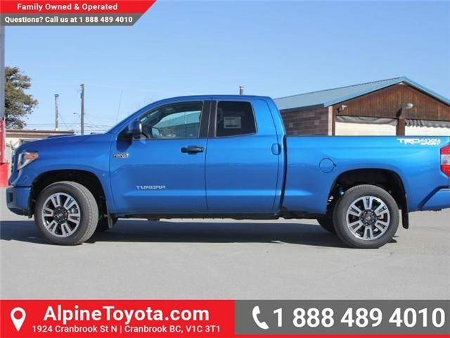 2018 Toyota Tundra  (Stk: X731665) in Cranbrook - Image 2 of 17