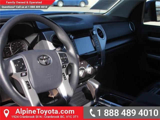 2018 Toyota Tundra  (Stk: X731665) in Cranbrook - Image 8 of 17