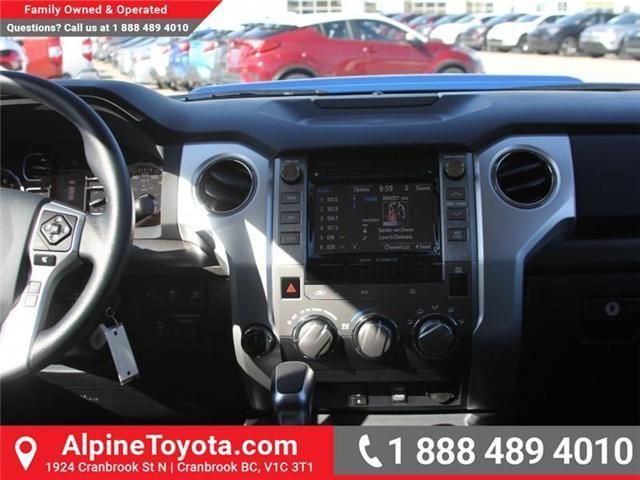 2018 Toyota Tundra  (Stk: X731665) in Cranbrook - Image 9 of 17