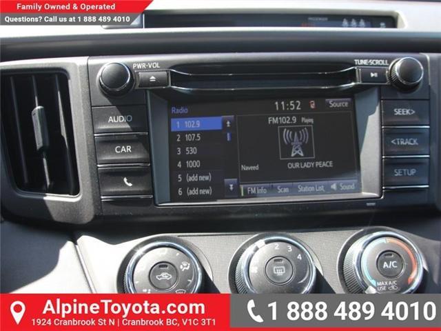 2018 Toyota RAV4  (Stk: W777557) in Cranbrook - Image 13 of 17