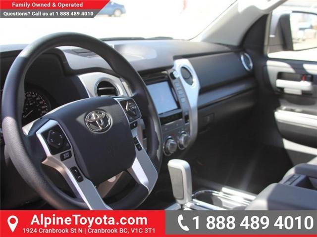 2018 Toyota Tundra  (Stk: X736278) in Cranbrook - Image 9 of 16
