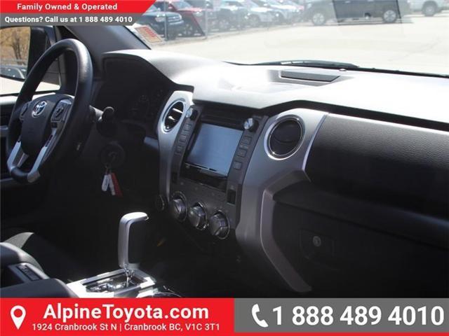 2018 Toyota Tundra  (Stk: X736278) in Cranbrook - Image 11 of 16