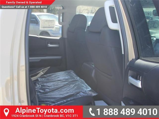 2018 Toyota Tundra  (Stk: X736278) in Cranbrook - Image 12 of 16