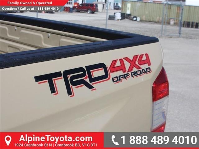 2018 Toyota Tundra  (Stk: X736278) in Cranbrook - Image 15 of 16
