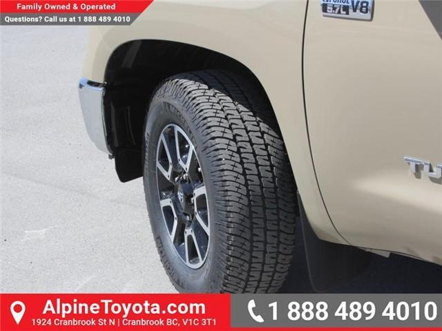 2018 Toyota Tundra  (Stk: X736278) in Cranbrook - Image 16 of 16