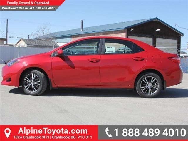 2018 Toyota Corolla LE (Stk: C088676) in Cranbrook - Image 2 of 18
