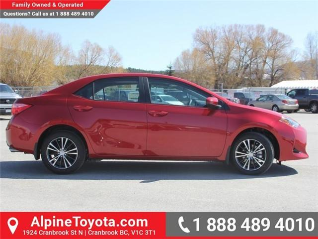 2018 Toyota Corolla LE (Stk: C088676) in Cranbrook - Image 6 of 18